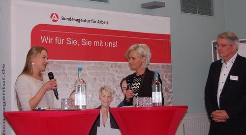 """""""Runder Tisch"""" Der Agentur Für Arbeit Zum Thema """"Pflegeberufe"""""""