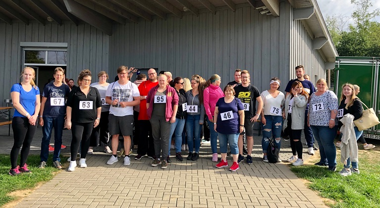 maxQ. Hückelhoven Charity-Run Team Geldern